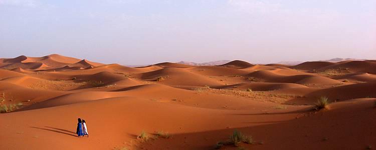 Marrakech, Valle Feliz y desierto