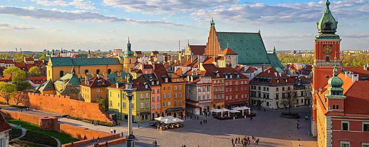 Four Corners Tour - Warsaw, Poznan, Wroclaw, Krakov