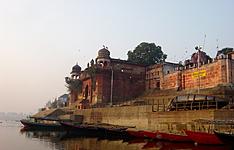 Voyage au fil du Gange