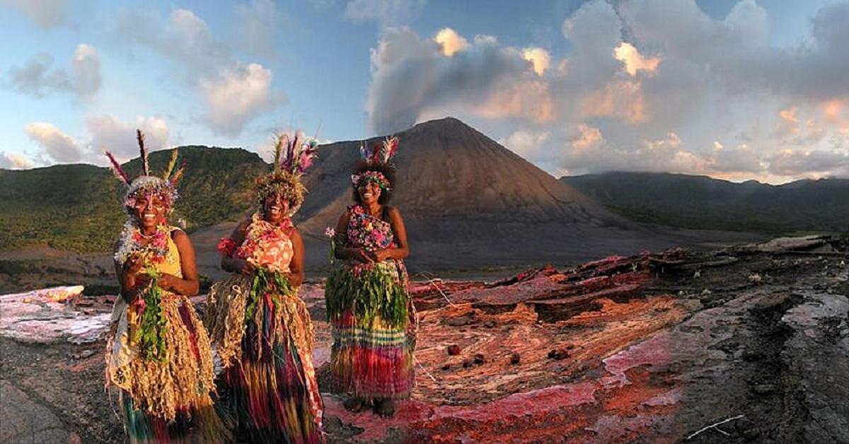 Voyage à pied Vanuatu : Aventure, Volcans et Trek