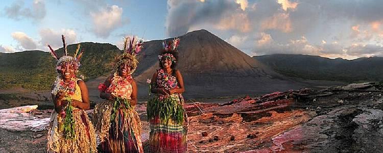 Aventure, Volcans et Trek
