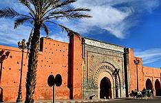Marrakech et la vallée du Dadès