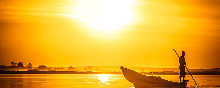 La discesa del fiume Tsiribihina