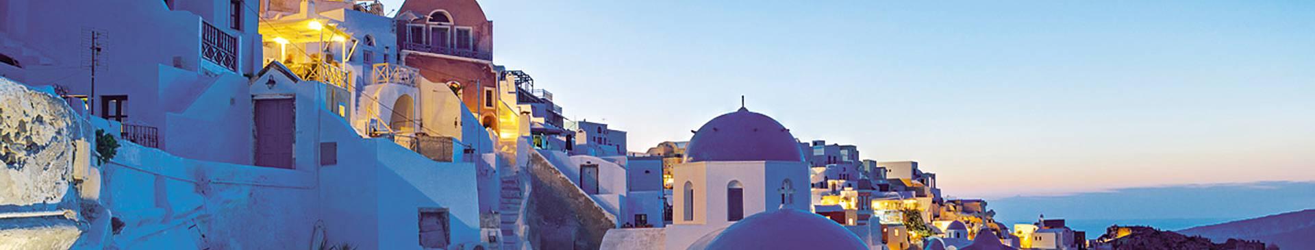 Griechenland im November