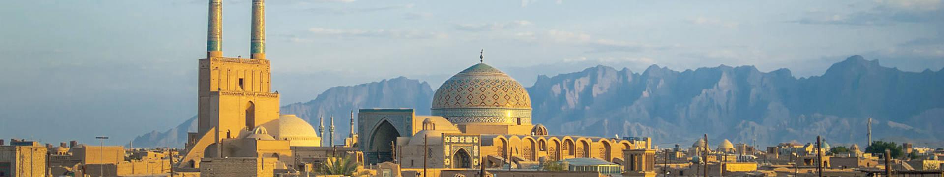 Iran reizen