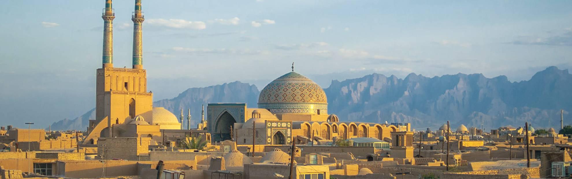 Individualreisen Iran