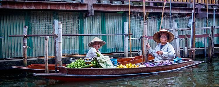 Dal Vietnam del sud a Bangkok