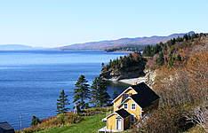 La Gaspésie et plus encore