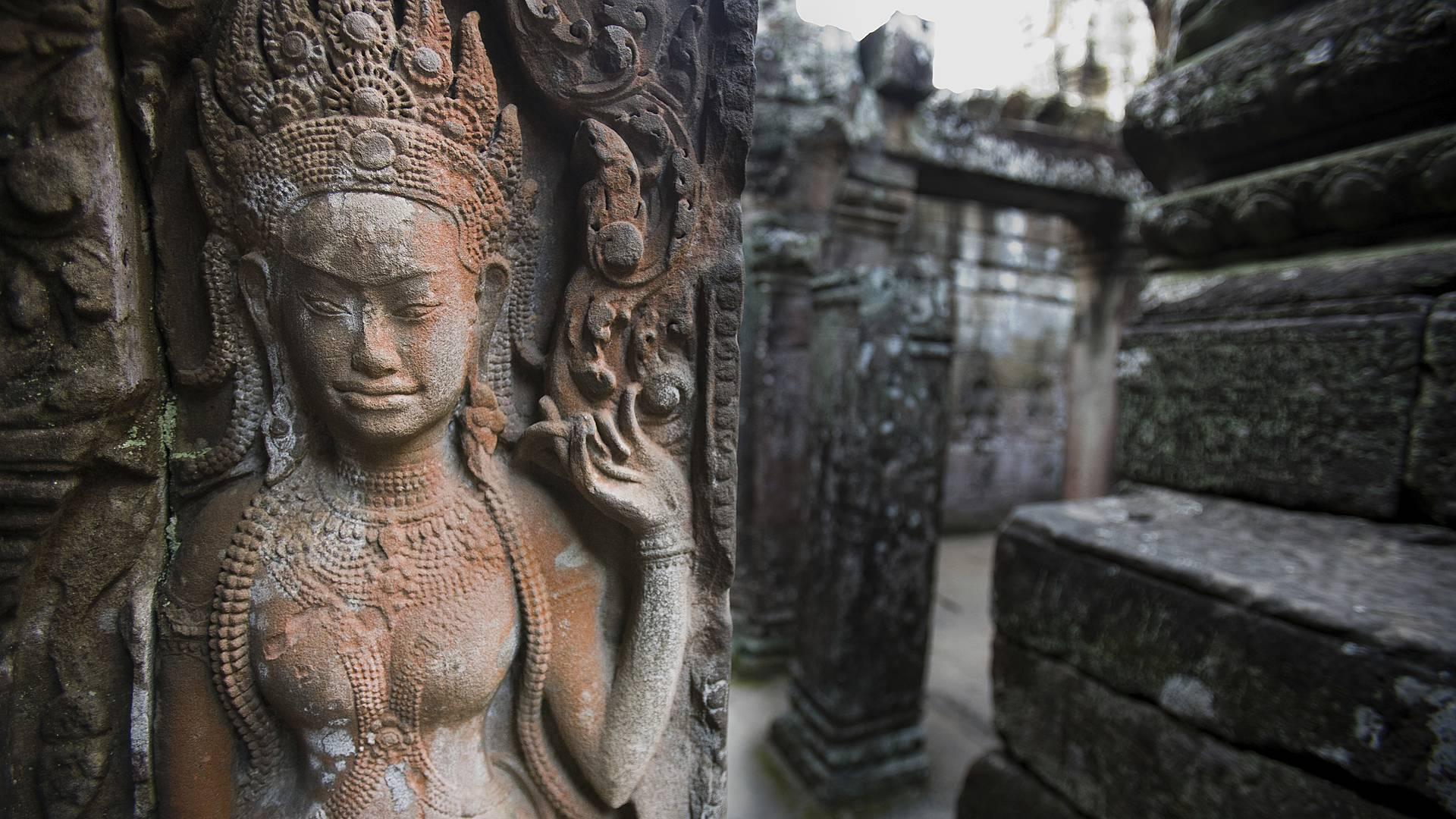 Magico Angkor e isola di Koh Rong