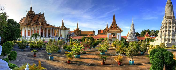 Bellezze naturali etradizioni Khmer