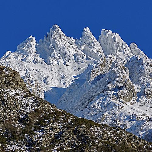 Des grandes vallées ajacciennes au Col de Vizzavona - randonnées et possibilité de cours d'anglais - Ajaccio -