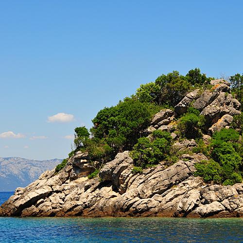 Les îles magiques de Dalmatie - Dubrovnik -