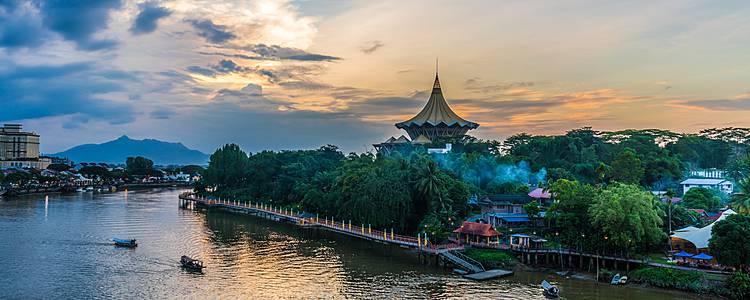 Gran tour del Sarawak e soggiorno mare nel Sabah