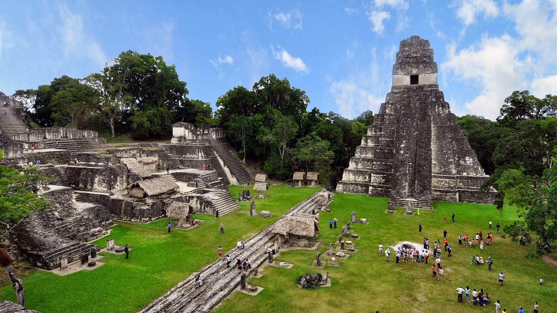 Meraviglie del Guatemala con l'autista