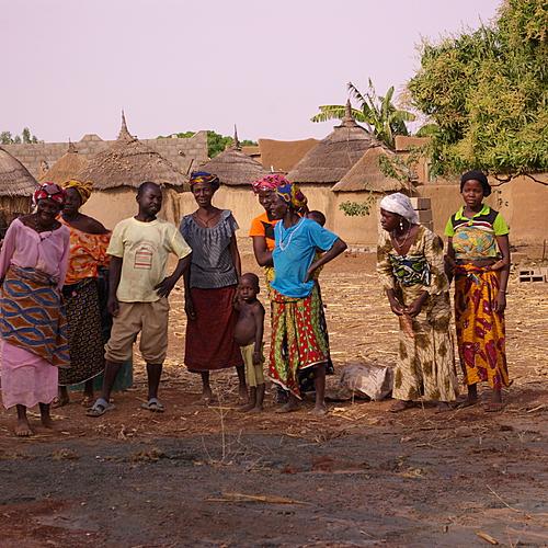 Peuples animistes du Burkina Faso -