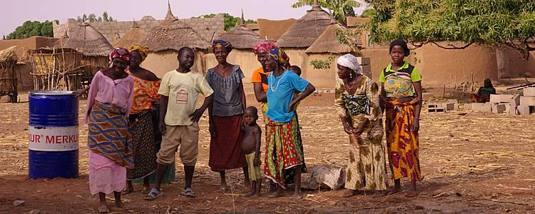Peuples animistes du Burkina Faso