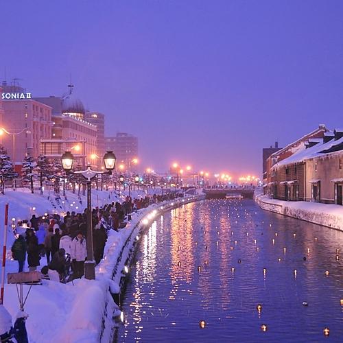 Séjour givré à Hokkaido - Tokyo -
