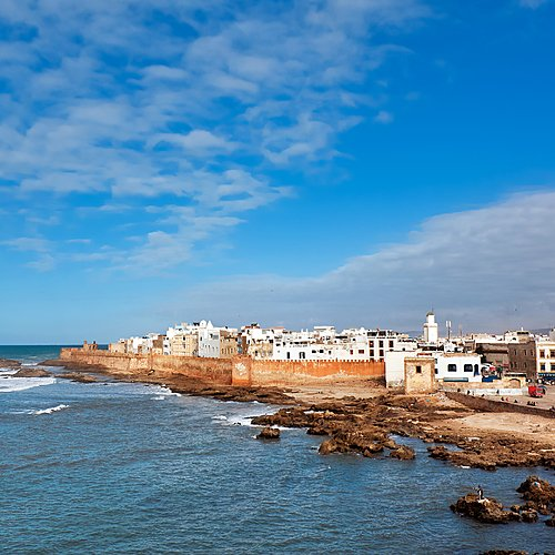 Escale terre et mer à Essaouira - Essaouira -