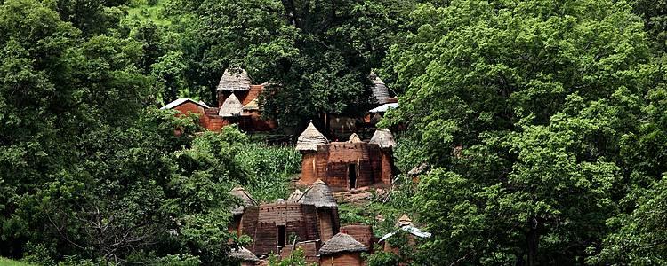 Forêts, monts et villages
