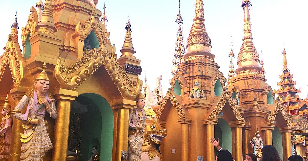 Voyage en véhicule Birmanie : Les royaumes perdus de Birmanie en vélo