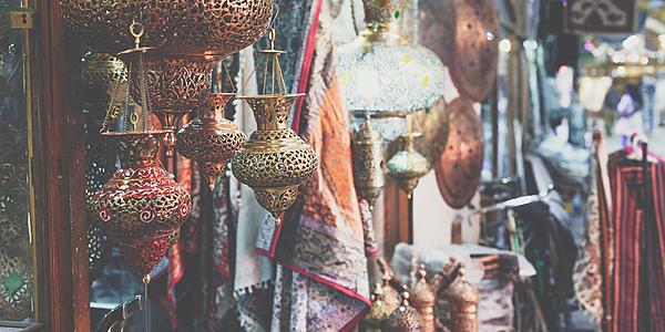 ispahan bazaar