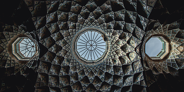 dome bazaar kashan