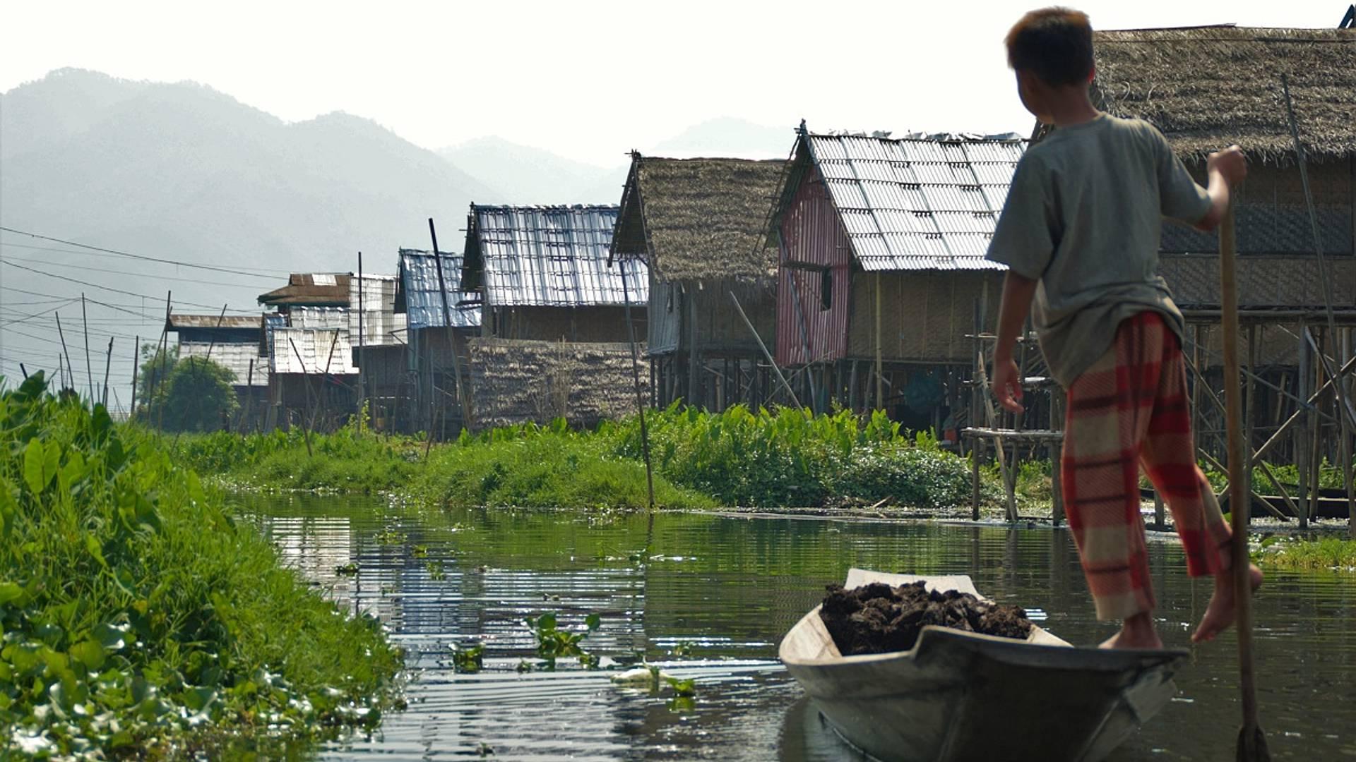 Au coeur de la diversité ethnique de l'Etat Shan