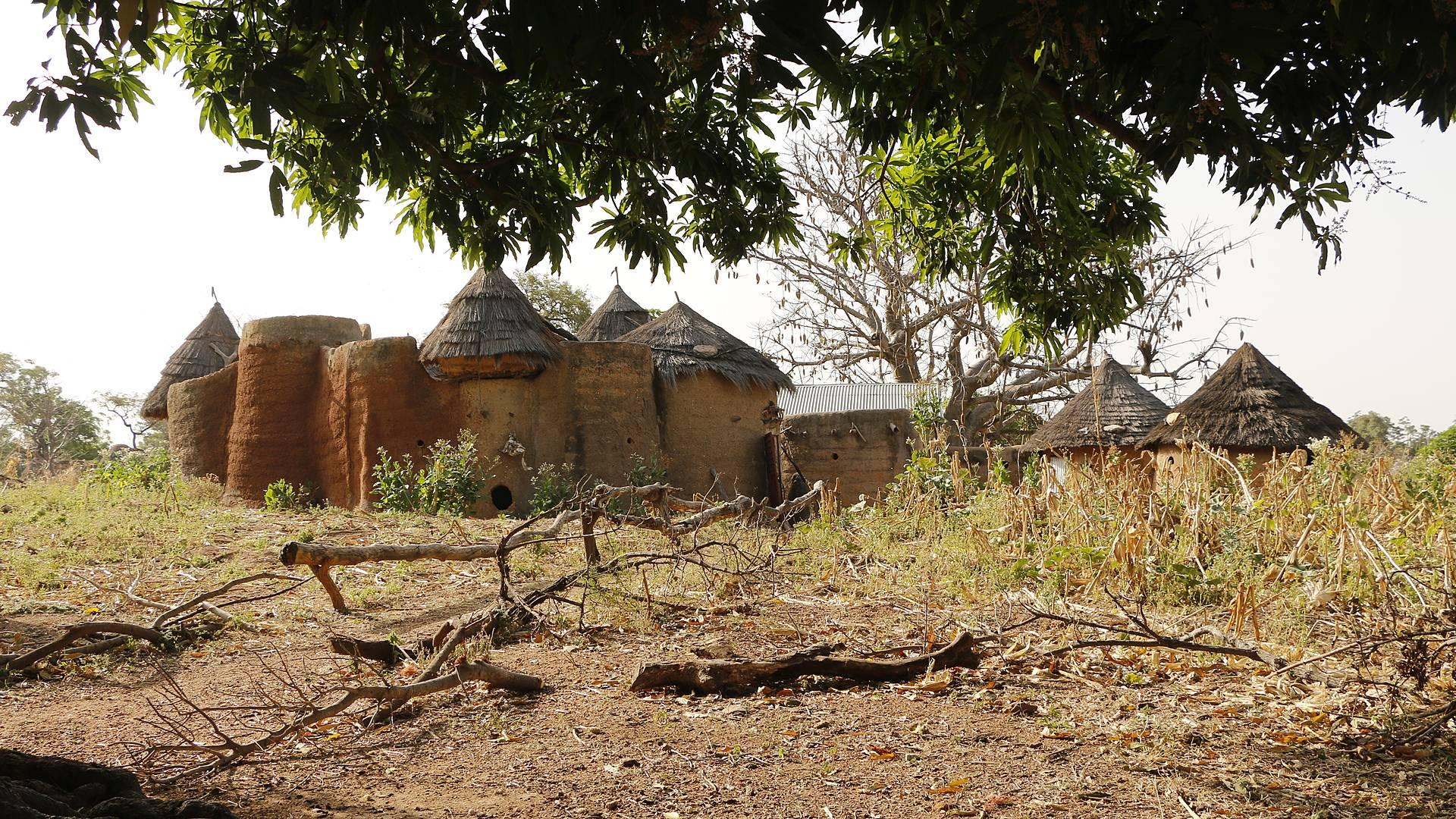 Au pays des Tata Somba