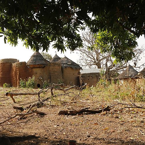 Au pays des Tata Somba -