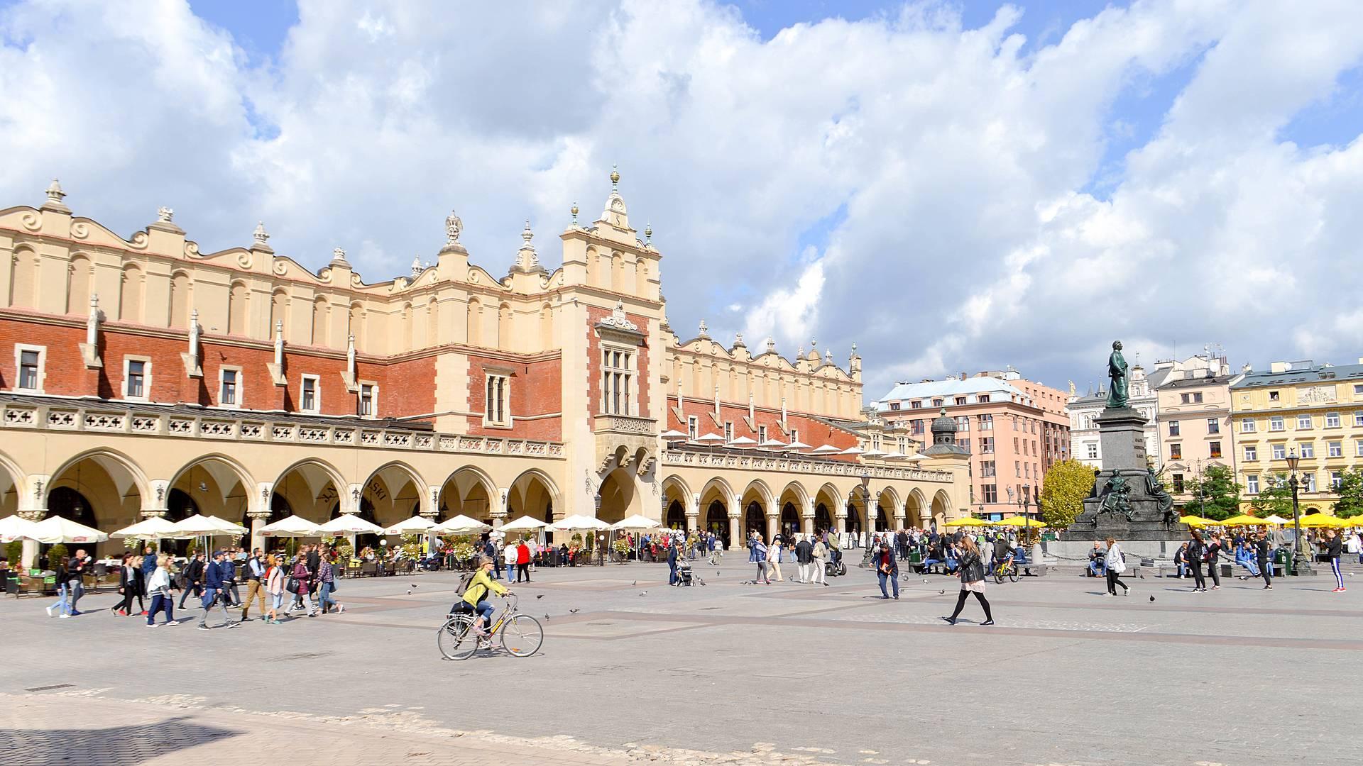Varsavia e Cracovia