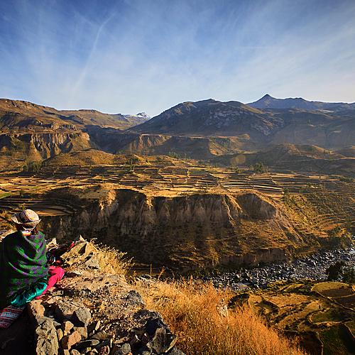 Voyage de noces dans les Andes - Lima -