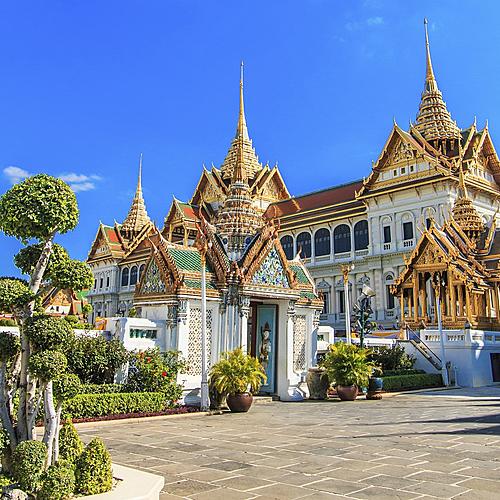 Combiné Thaïlande-Cambodge en terres sauvages - Bangkok -