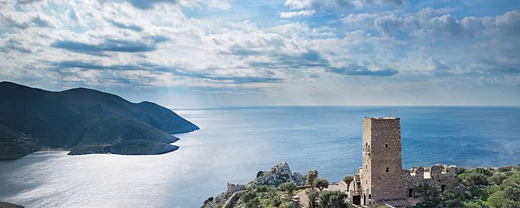 La penisola del Mani: la regione più a sud dell'Europa continentale