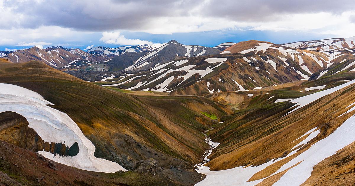 Voyage à pied : Trek du sentier volcanique, circuit accompagné en petit groupe