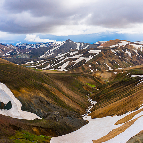 Trek du sentier volcanique, départ garanti - Reykjavik -