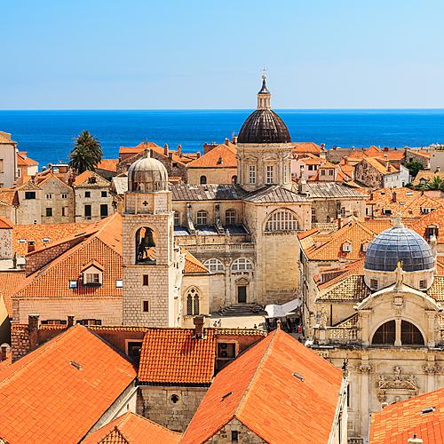 Montagnes du Nord et Merveilles d'Adriatique - Dubrovnik -