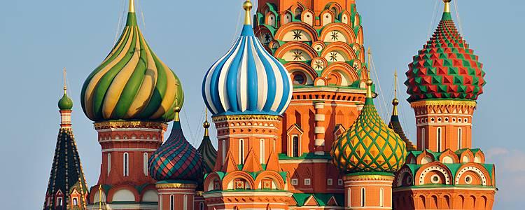 Moscú al completo