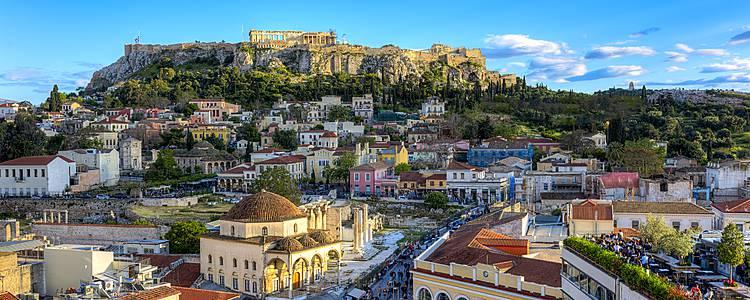Atene in autonomia