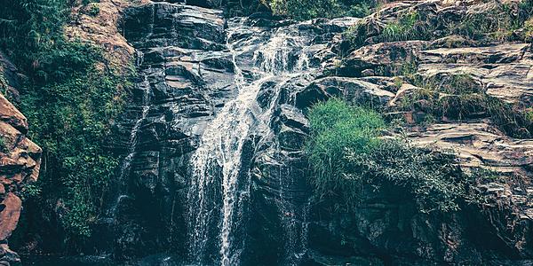 Les cascades de Ravana