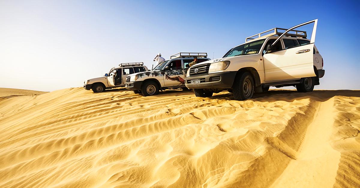 Voyage en véhicule Tunisie : Cap vers le Sud en autotour