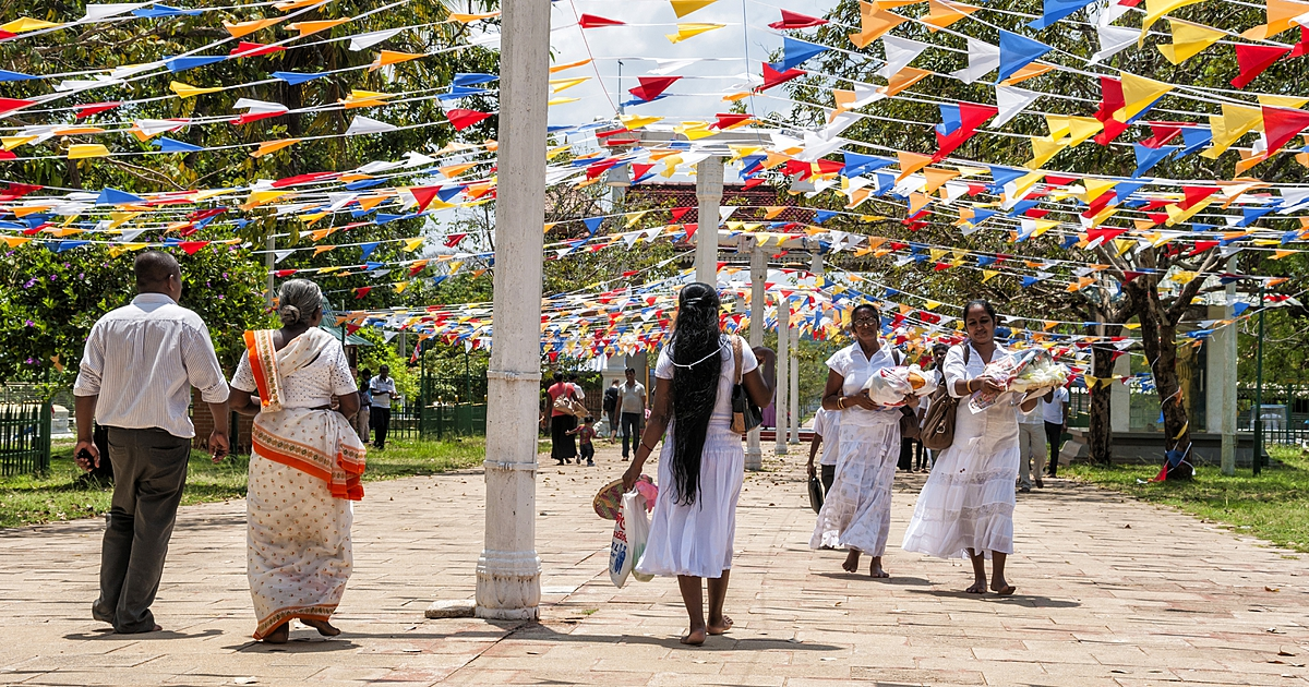 Siti di incontri Sri Lanka