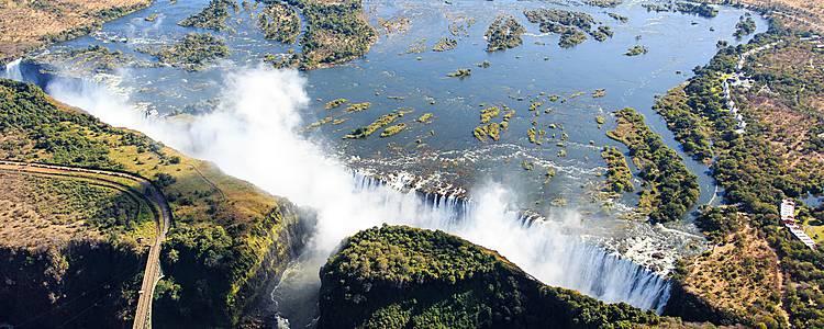 Extensión a las Cataratas Victoria y al Parque Chobe en Botsuana