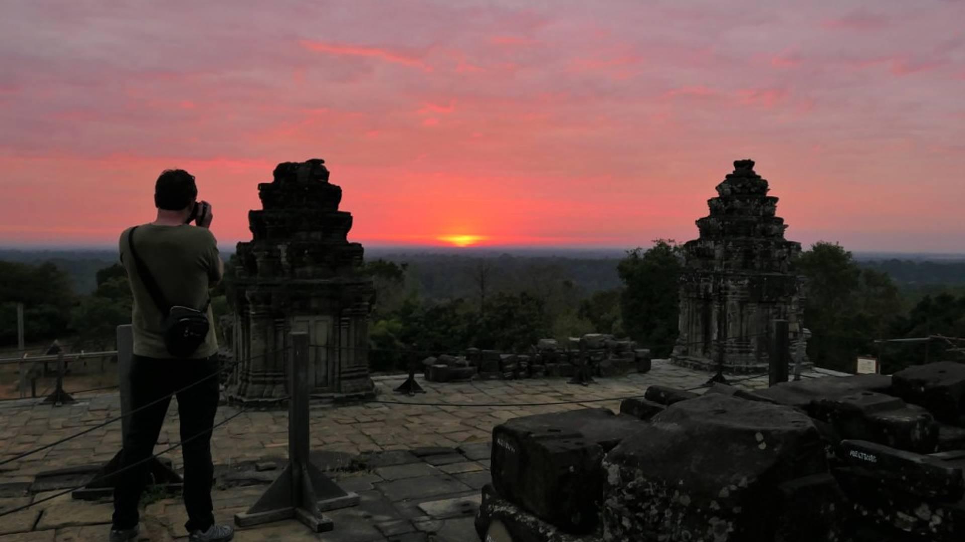 Au coeur d'Angkor