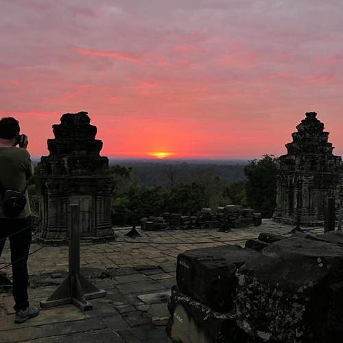 Au coeur d'Angkor -