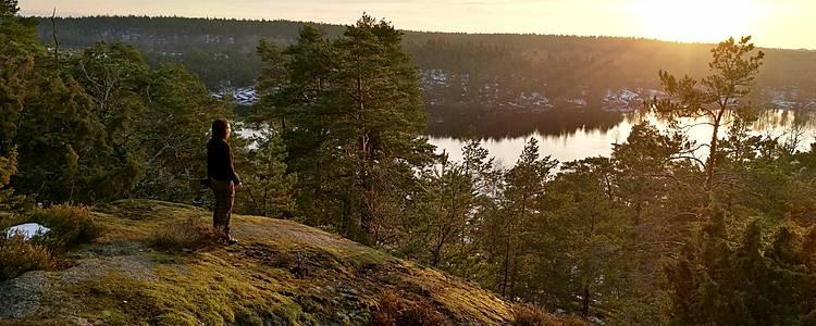 Découverte de Stockholm, kayak et randonnée