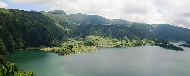 São Miguel - L'île volcanique verte de l'Atlantique