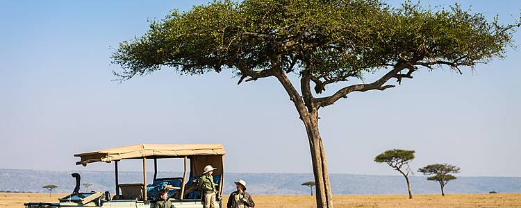 Safari- und Strandabenteuer für die ganze Familie
