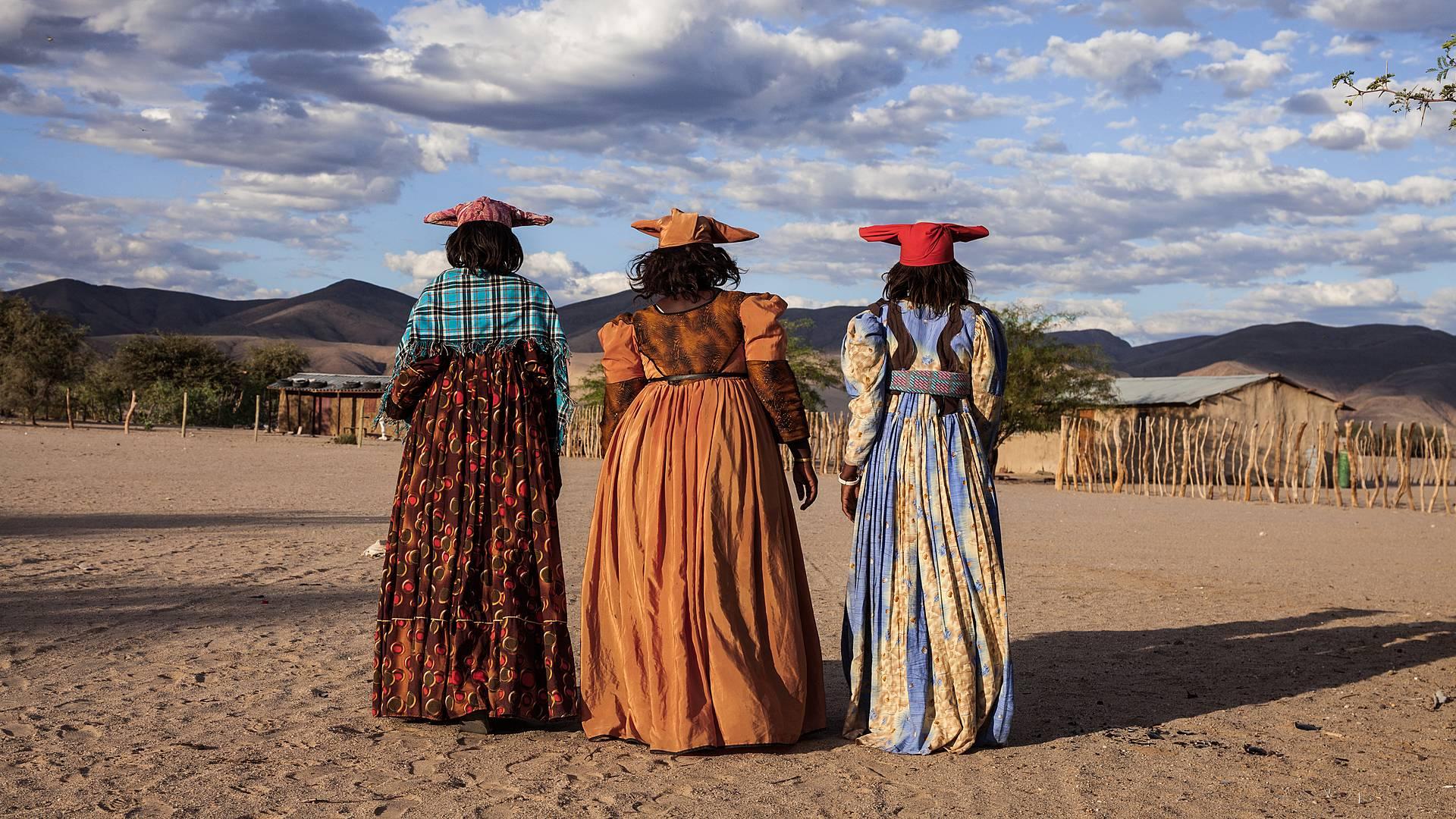 Die Seele Afrikas zwischenSimbabwe und Botswana
