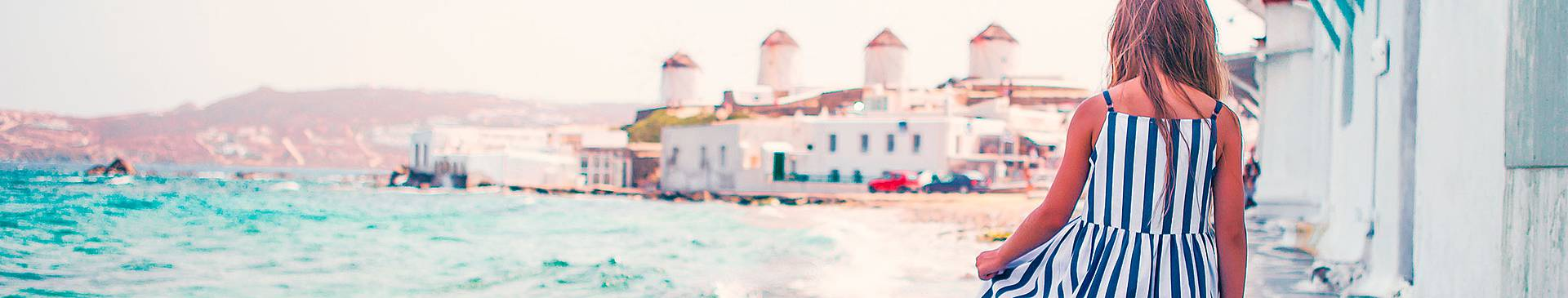 Voyage en famille en Grèce
