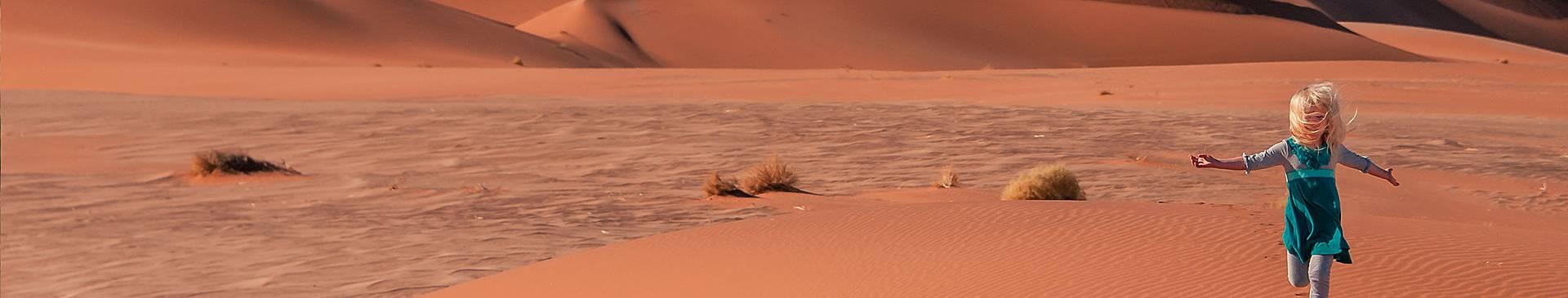 Voyage en Namibie avec enfants